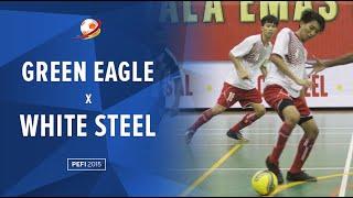 PEFI 2015 : Green Eagle Jawa Timur vs White Steel Papua