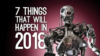 7 Things That Will Happen in 2018 (According to Videogames)