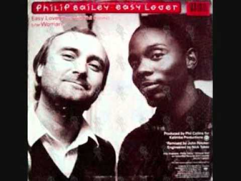 Philip Bailey & Phil Collins - Easy Lover [LYRICS]