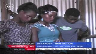 Stranger than Fiction: Makueni man finds snake inside his leg