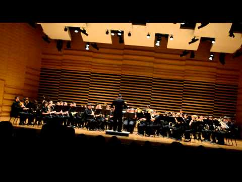 Prelude and Rondo - Robinson High School Wind Ensemble