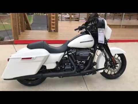 2018 Harley-Davidson S...