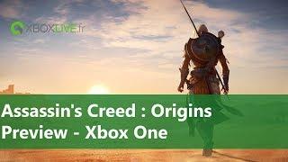 Video Assassin's Creed : Origins - Gameplay - Xbox One download MP3, 3GP, MP4, WEBM, AVI, FLV November 2017
