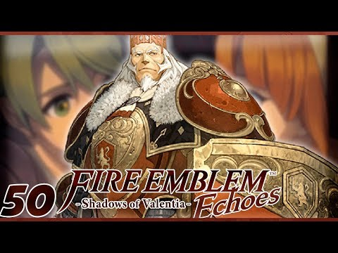 To Rudolf's Castle! | Let's Play Fire Emblem Echoes: Shadows of Valentia Part 50 w/ ShadyPenguinn