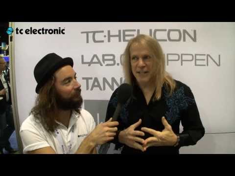 Namm 2014 Steve Morse Interview