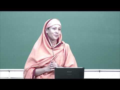 Self Discovery II Pravrajika Divyanandaprana@ IITD