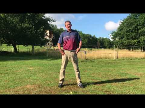 Short golf video tip. How to keep your head in position. Fast improvement!
