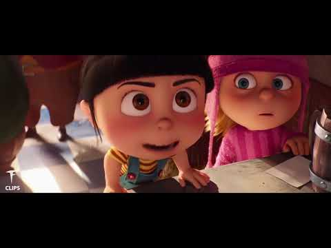 Despicable Me 3   AGNES, EDITH, MARGO & LUCY All Best Moments
