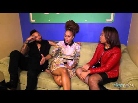 Chrisette Michele Interview Part 2: All About They Lyricist's Opus...and Backpacking w/ Bae