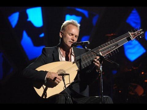 Sting, Chris Botti,  Yo Yo Ma, Dominic Miller -