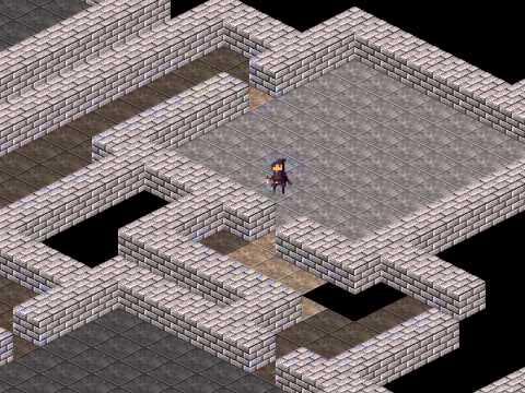 Aztec Game - Progress 1