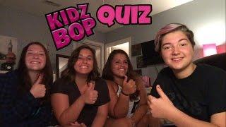 The KidzBop Quiz!