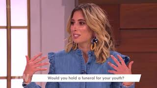 Stacey Doesn't Want to Say Goodbye to Her Youth | Loose Women