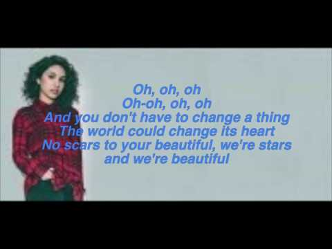 alessia cara scars to your beautiful...