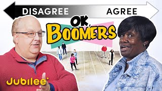 Do All Baby Boomers Think The Same?