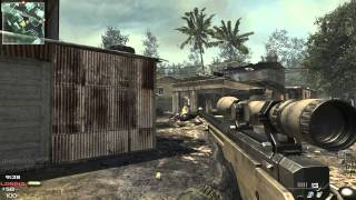 MW3- Snipers need a Nerf? think again
