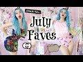 Birthday Try-On Haul | July Favorites