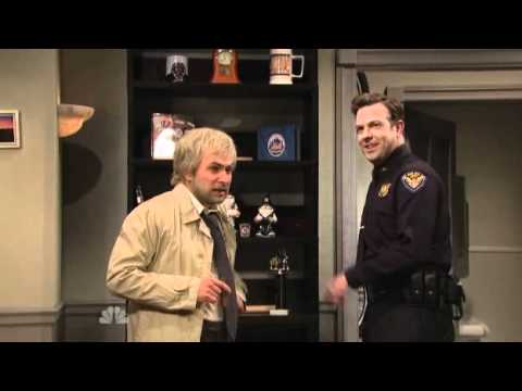 Charlie Day  Detective on SNL