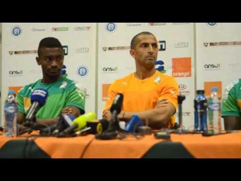 Conférence de Presse de M. Sabri Lamouchi Mardi 17 Juin 2014