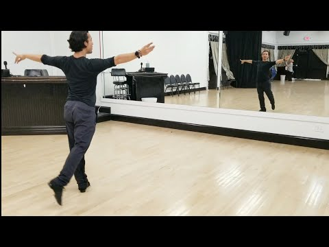 How to Curtsey in Ballroom or Latin Dance