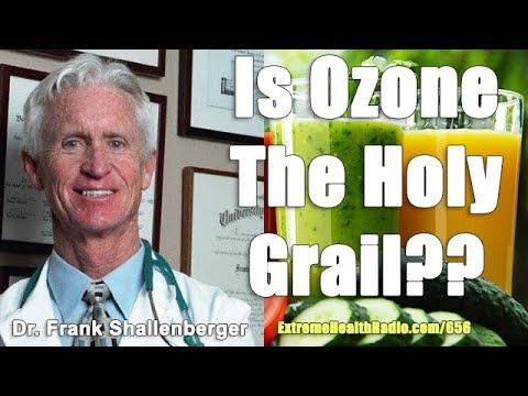Dr. Frank Shallenberger On The Power Of Ozone Therapy For Your Health