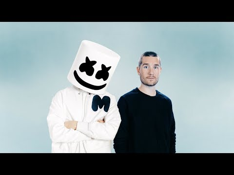 Marshmello ft Bastille - Happier Performance