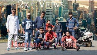Haryana Ke Chore Shubham yo feat Lucifer & Ronit pardhan