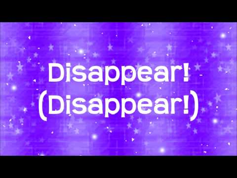 Selena Gomez-Disappear+Lyrics