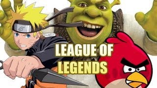 League of Legends : Knockoff