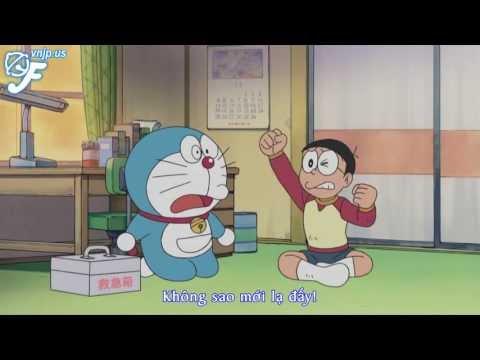 Doraemon - Papa, Nobita Và Con Sông Có Sake Bơi Lội & Tên Lửa Trừng Phạt Đến Đây