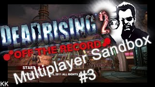 Lets Play #3 Dead Rising 2 Off The Record Multiplayer Sandbox [German|Deutsch]