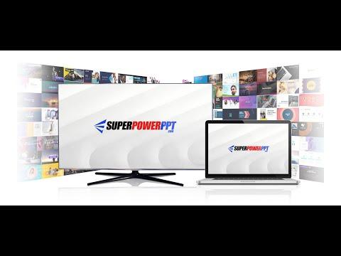SuperPowerPPT Review +