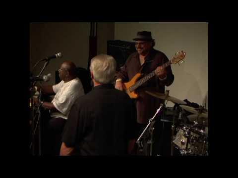 Tim Haines sings the blues at Kurt Kolstad Benefit