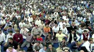 Hum Wohi Log Hai - Musawar Ahmad - Jalsa Salana UK 2012 - Heart Touching Nazam Nazm