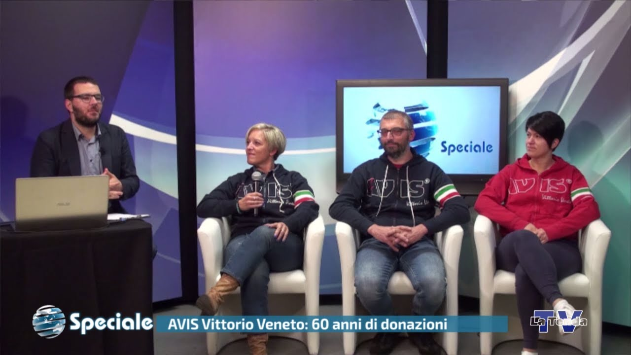 Speciale - Avis Vittorio Veneto: 60 anni di donazioni