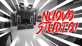 IL NUOVO STUDIO!