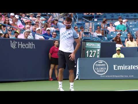 2015 Western & Southern Open Cincinnati - ATP Monday Highlights