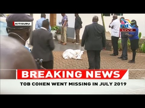 BREAKING: Tycoon Tob Cohen's body found, wife among key suspects
