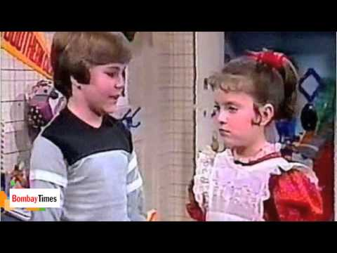 80s Telly Kid  Jerry Supiran  TOI