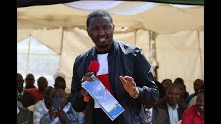 Raila and Nasa have a plan to create a national crisis with their suit, CS Kiunjuri