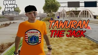 GTA SA Indonesia - Tawuran The Jack !!!
