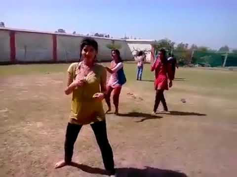 College girl hot dance in madhubani Bihar