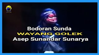 Sesa Ngabubur Wayang Golek Bodoran