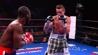 Josh Taylor vs Archie Weah