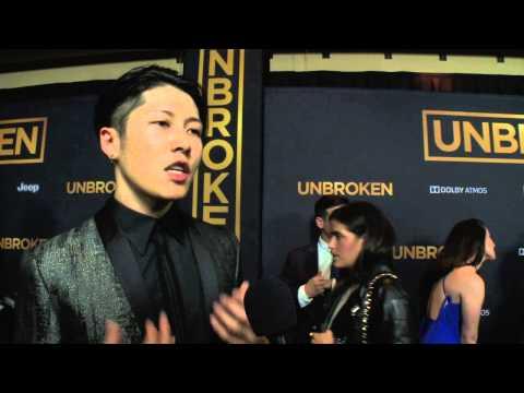 Unbroken: Takamasa Ishihara Red Carpet Premiere
