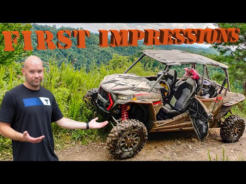 First Polaris RZR XP 4 1000 Ride, Here's What Happened