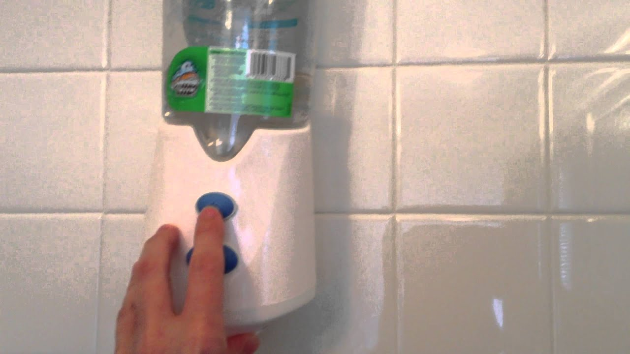 Scrubbing Bubbles Automatic Shower Cleaner Review