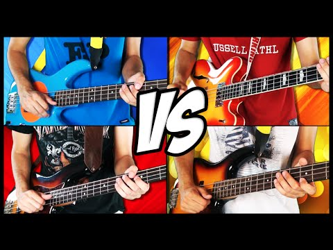 Download Youtube: ULTIMATE BASS BATTLE!