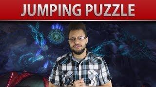Guild Wars 2: NOT SO SECRET Jumping Puzzle