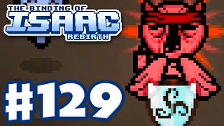 The Binding of Isaac: Rebirth - Gameplay Walkthrough Part 129 - Trinity Shield! (PC)